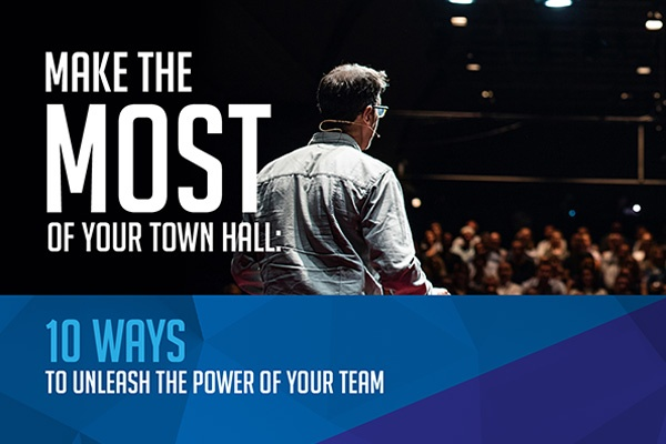 Make the most of your town hall
