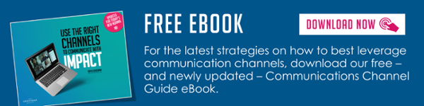 Communications channel guide ebook