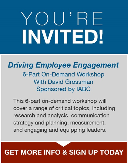 iabc on demand employee engagement webinar