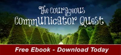 communicator quest, communication challenge, communication expert, leadership expert, free ebook, communication ebook, the grossman group, david grossman