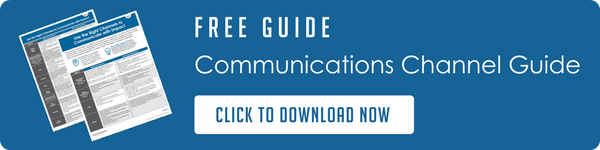 Communication Channel Guide