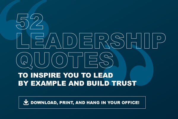 52 Leadership Quotes poster link