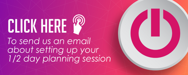 Reboot your communications with a half day planning session