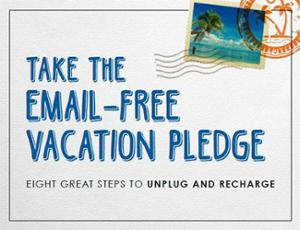 Email Free Vacation Pledge