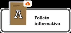 Folleto informativo diseño gráfico anahuac xalapa