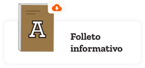 Folleto informativo Comunicación anahuac xalapa