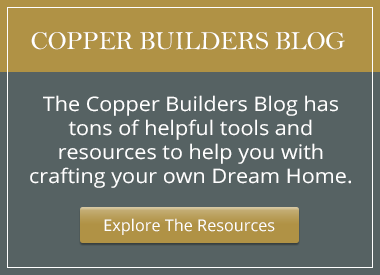 Click here to take at look at the Copper Builders' blog!