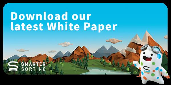 Smarter Sorting White Paper