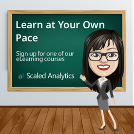 Sign up for one of our eLearning courses.