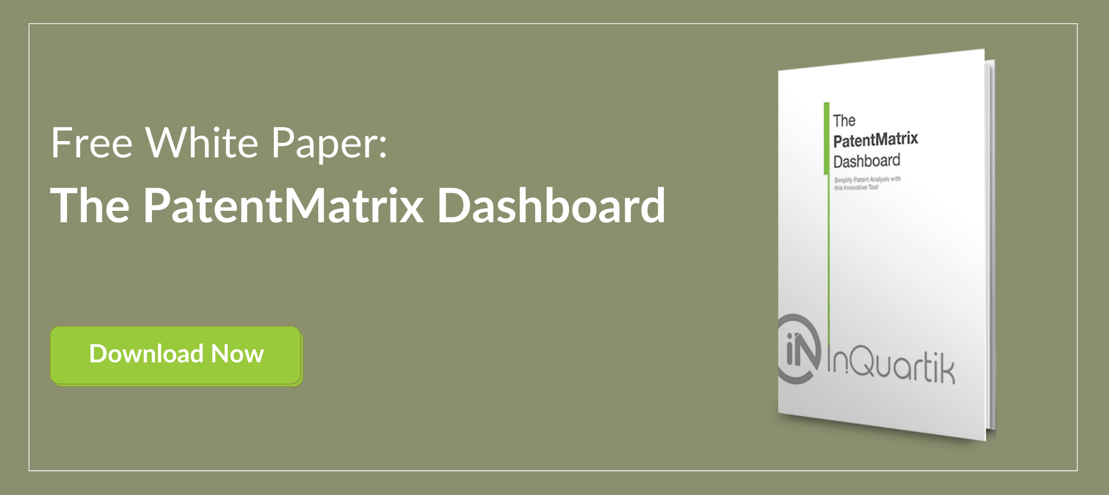 InQuartik PatentMatrix White paper