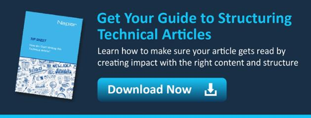 Download Structuring Technical Articles
