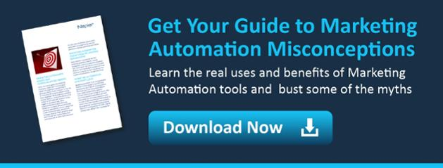 Download Marketing Automation Misconceptions