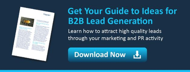 Download Ideas for B2B Lead Generation