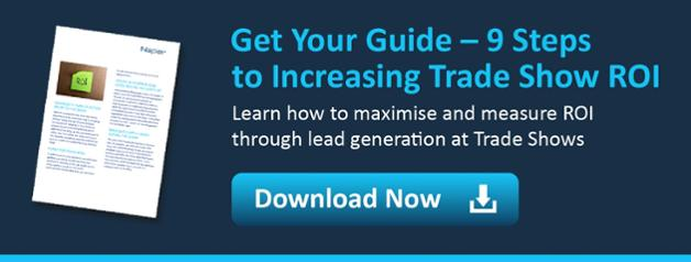 Download 9 steps to increasing trade show ROI