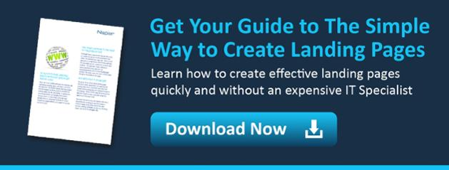 Download The Simple Way to Create Landing Pages