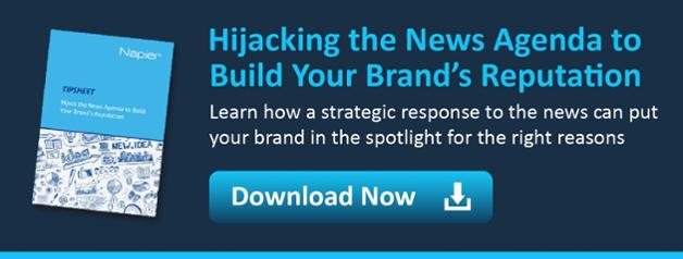 Download Hijack the News Agenda To Build Your Brand's Reputation