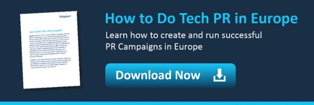 Download How to do Tech PR in Europe