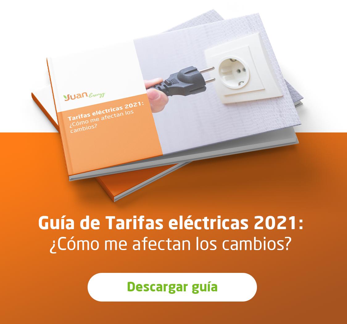 descarga la guía completa de tarifas eléctricas 2021