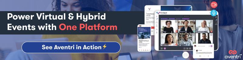 Aventri - Power Virtual & Hybrid Events with One Platform