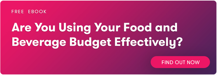 Food and Beverage Budget in Event Planning