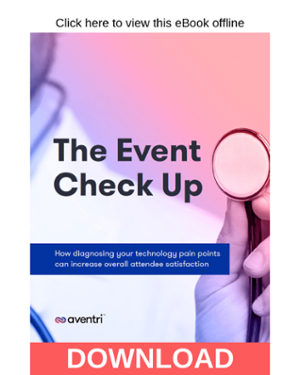 Click here to download The Event Check Up eBook