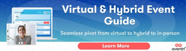 Aventri's Virtual & Hybrid Event Guide