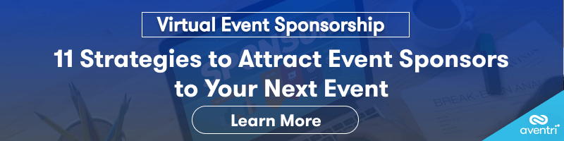 Virtual Sponsorship- 11 Strategies to Attract Event Sponsors to Your Next Event