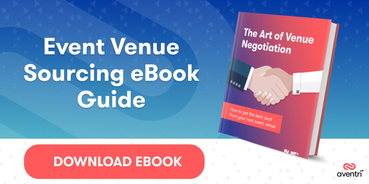 The 2020 Event Venue Sourcing Guide ebook Download
