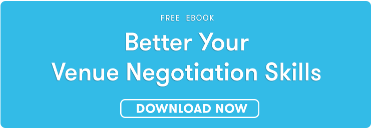 Venue Negotiation Skills