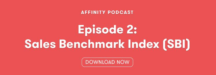 Affinity Podcast SBI Episode 2