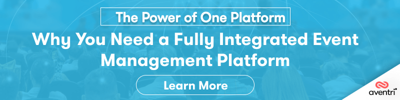 Why You Need a Fully Integrated Event Management Platform