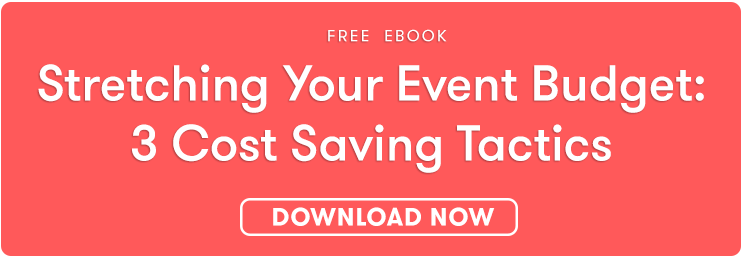 Stretching Your Event Budget ebook CTA 1