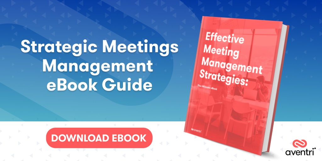 Strategic Meetings Management eBook Guide