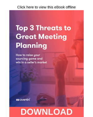 Click here to download the Top 3 Threats to Great Meeting Planning eBook