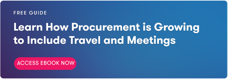 Travel and Meetings are Changing with Procurement
