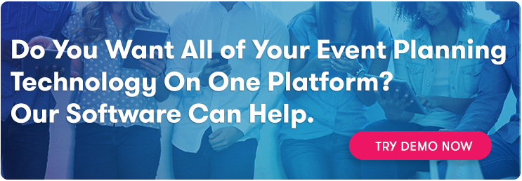 Event Planning Software Platform