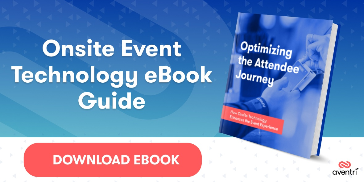 Onsite event technology eBook Guide