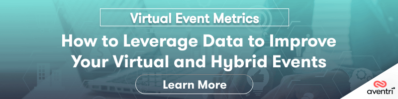 How to Leverage Data to Improve Your Virtual and Hybrid Events