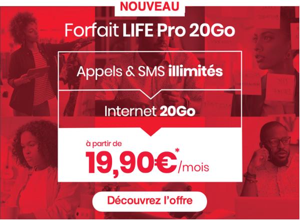 Offre mobile pro