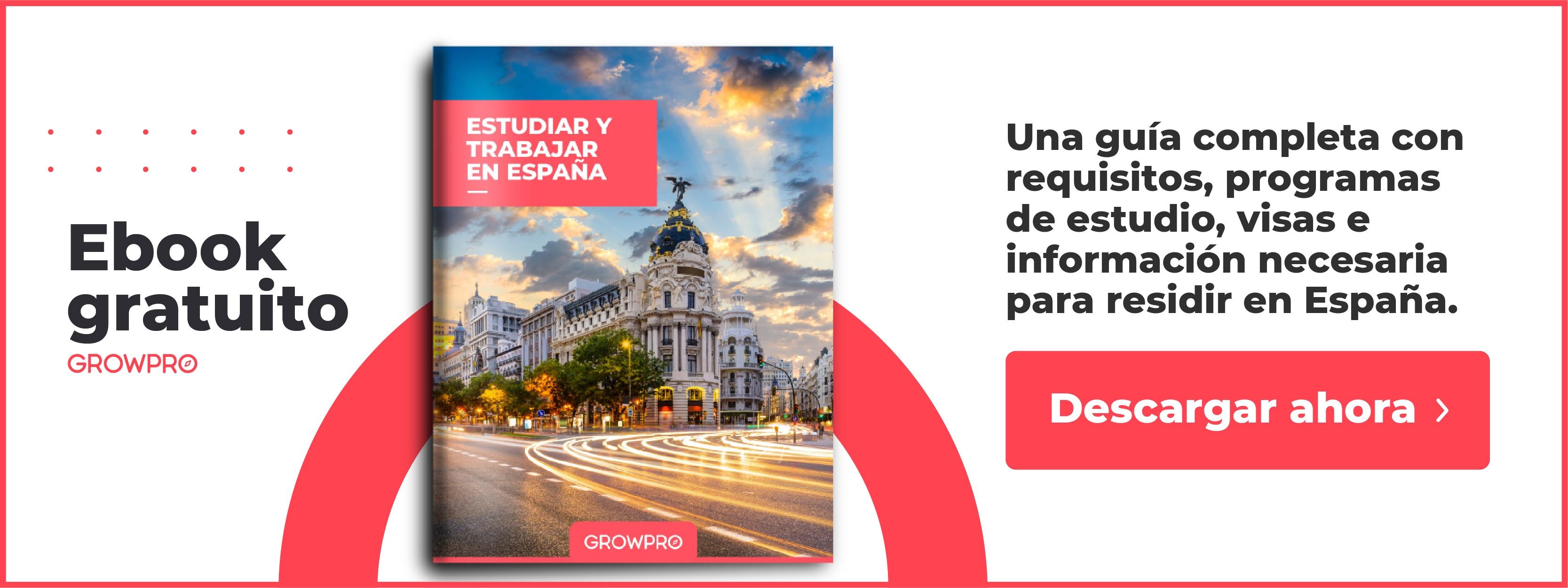 [ES] [EBOOK] CTA Estudiar y trabajar en España