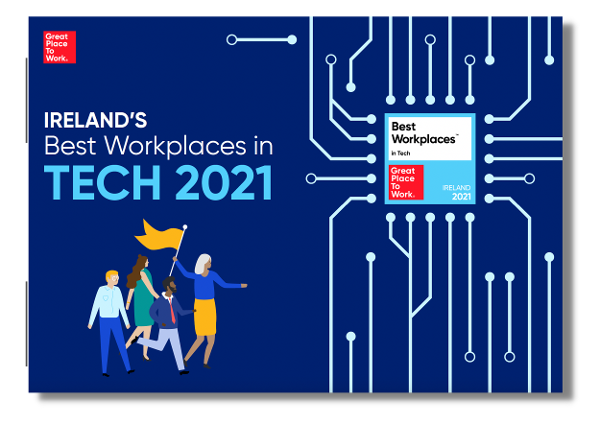 Best Workplaces in Tech Report
