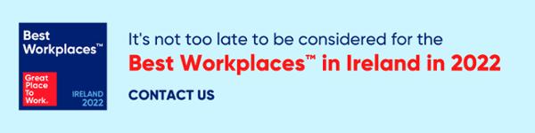 Best Workplaces in Ireland