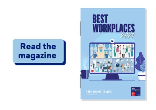 2021 Ireland's Best Workplaces