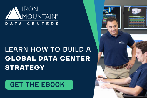 how to build a global data center strategy