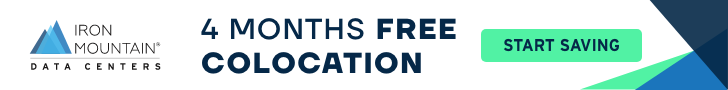 4 Months Free Colocation