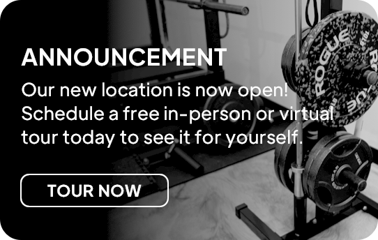 New Levo location is open - Schedule a tour.