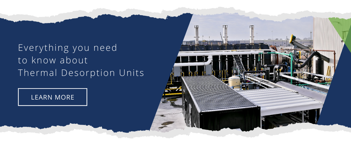 Everything you need  to know about  Thermal Desorption Units
