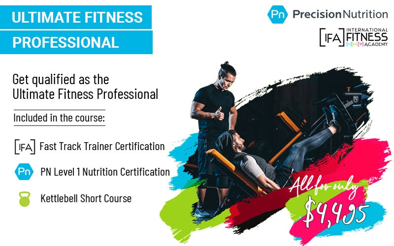 Get Qualified as the Ultimate Fitness Professional