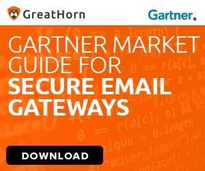 Gartner Market Guide for Secure Email Gateways