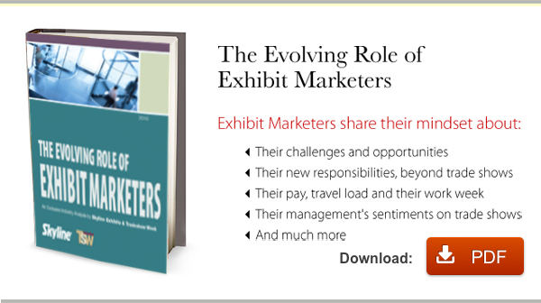 Evolving Role of Exhibit Managers